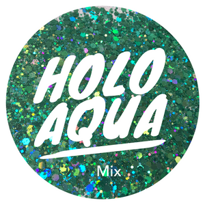 Holo Aqua *Mixed*