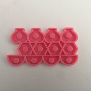 Straw Topper mould multi cavity