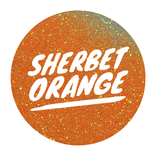 Sherbet Orange*ultra fine*