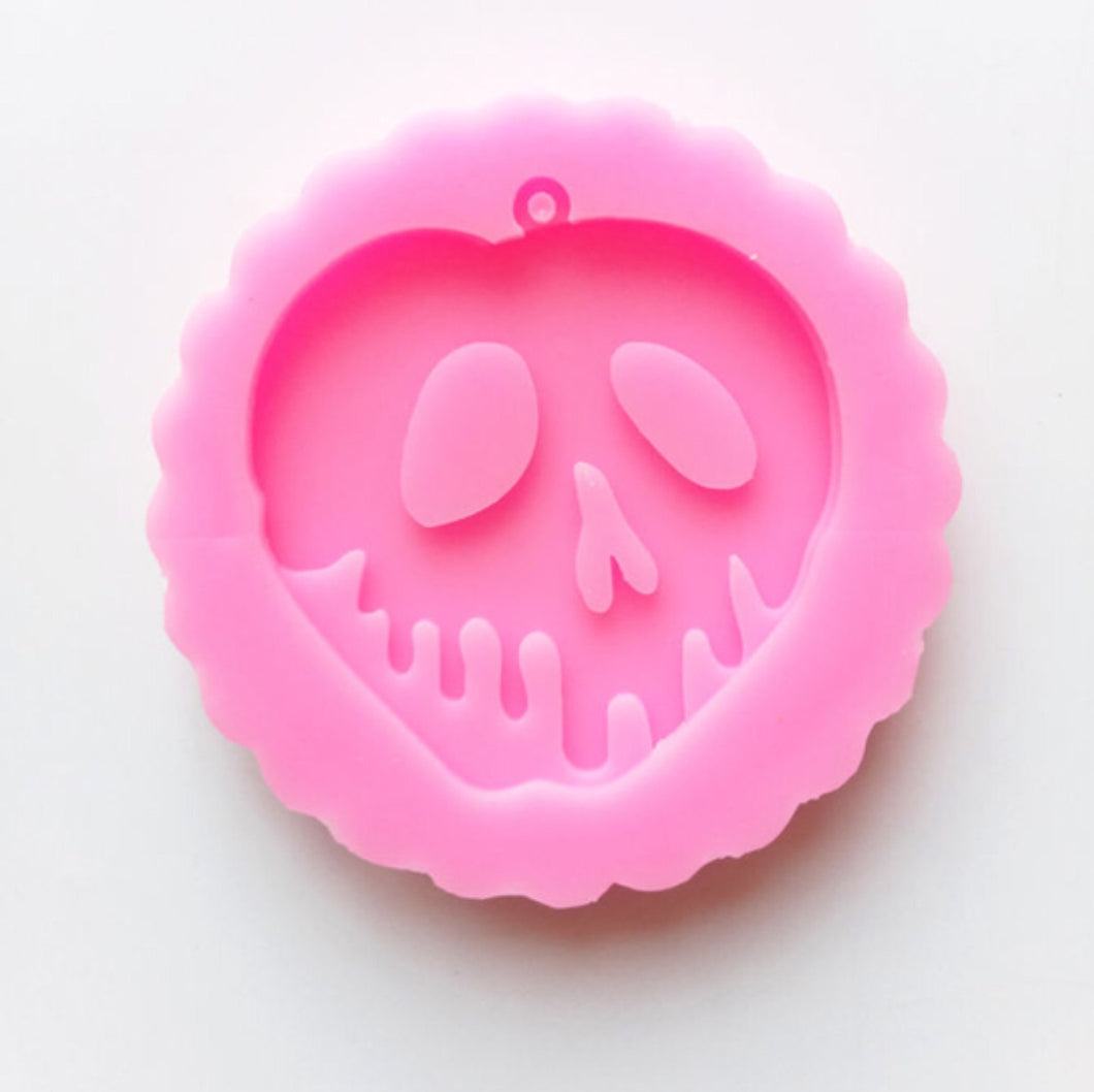 Poison Apple Keychain mould