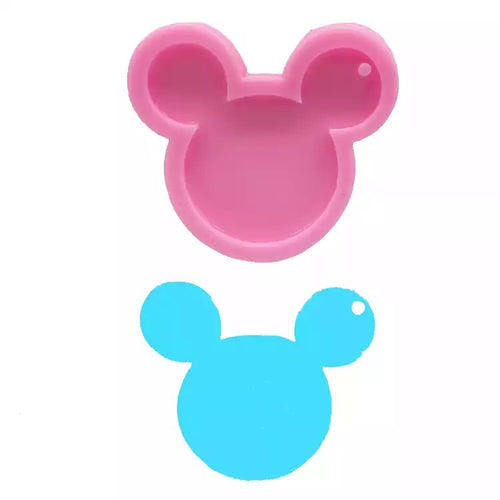 Mouse head Keychain mould