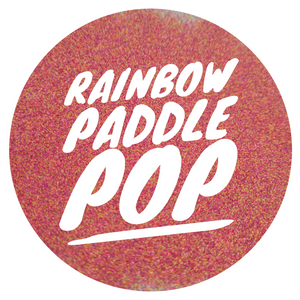 Rainbow Paddle Pop *Fine*