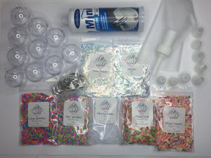 Mini Cup Keychain DIY starter kit