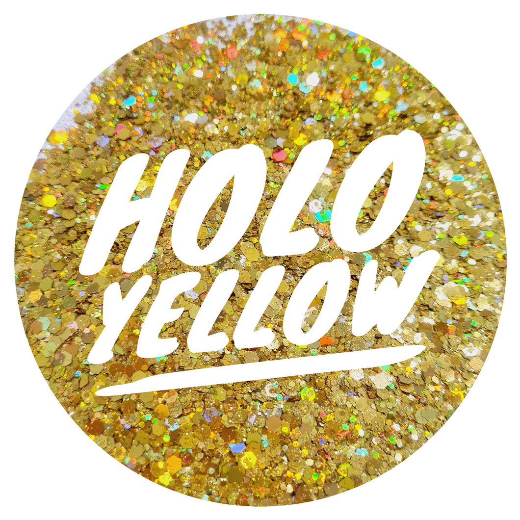 Holo Yellow *Mixed*