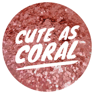 Cute As Coral Chunky Mix *Spring Fling*