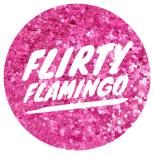 Load image into Gallery viewer, Flirty Flamingo Chunky Mix *Spring Fling*