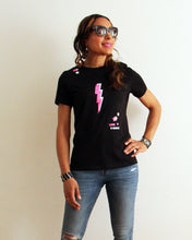 Load image into Gallery viewer, Electric Lady Tee