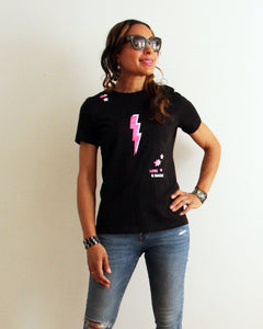 Electric Lady Tee
