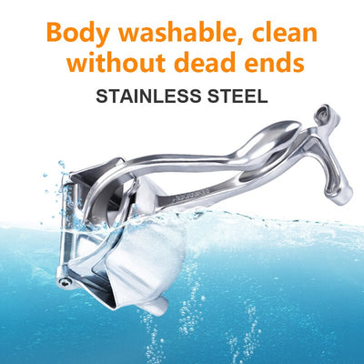 Multifunctional Manual Stainless Steel Juice Press