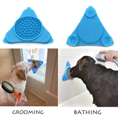 Silicone Pad For Pets, Slow Food Feeder.