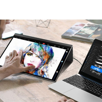 Perfect-Screen 4K Portable Monitor Touchscreen UHD 3840x2160