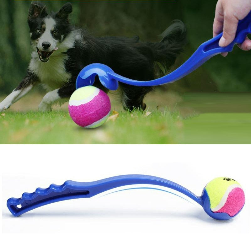 Sport Tennis Ball Launcher For Dogs