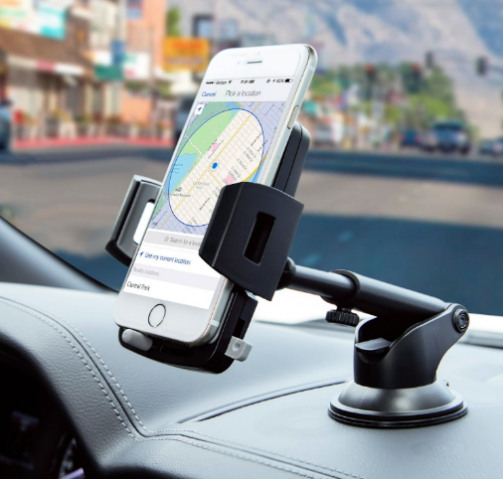 Car Phone Mount holder for Dashboard and Windshield