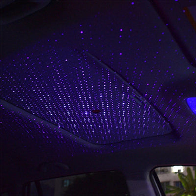LED Car Projector Starry Sky Atmosphere