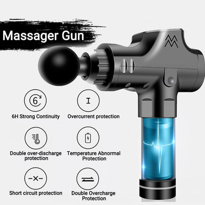 Electric Massage Gun Deep Muscle