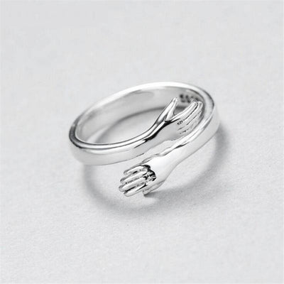 Couple Touch Ring