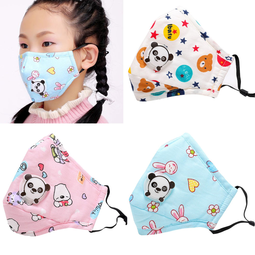 Children Face Mouth Mask