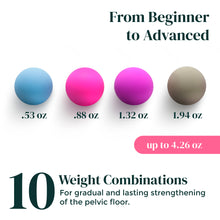 Kegel Balls for Beginners for Tightening: Ben Wa Balls for Bladder Control and Vagina Health for Women with Detailed Paper Instructions and Bonus Lube Coupon. FREE SHIPPING IN THE USA