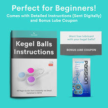 Kegel Balls for Beginners Instructions