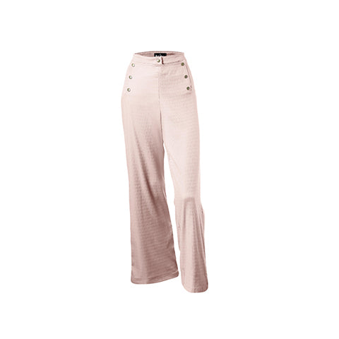 Pantalon matelos rose