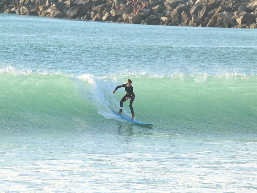 Individual Adult Surf Lesson - Level 98