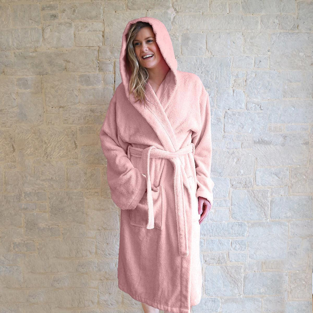 Rose Dressing Gown - Large