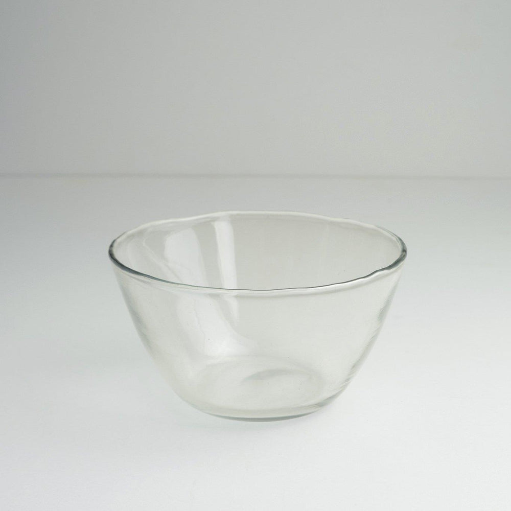Dulari Glass Bowl Clear