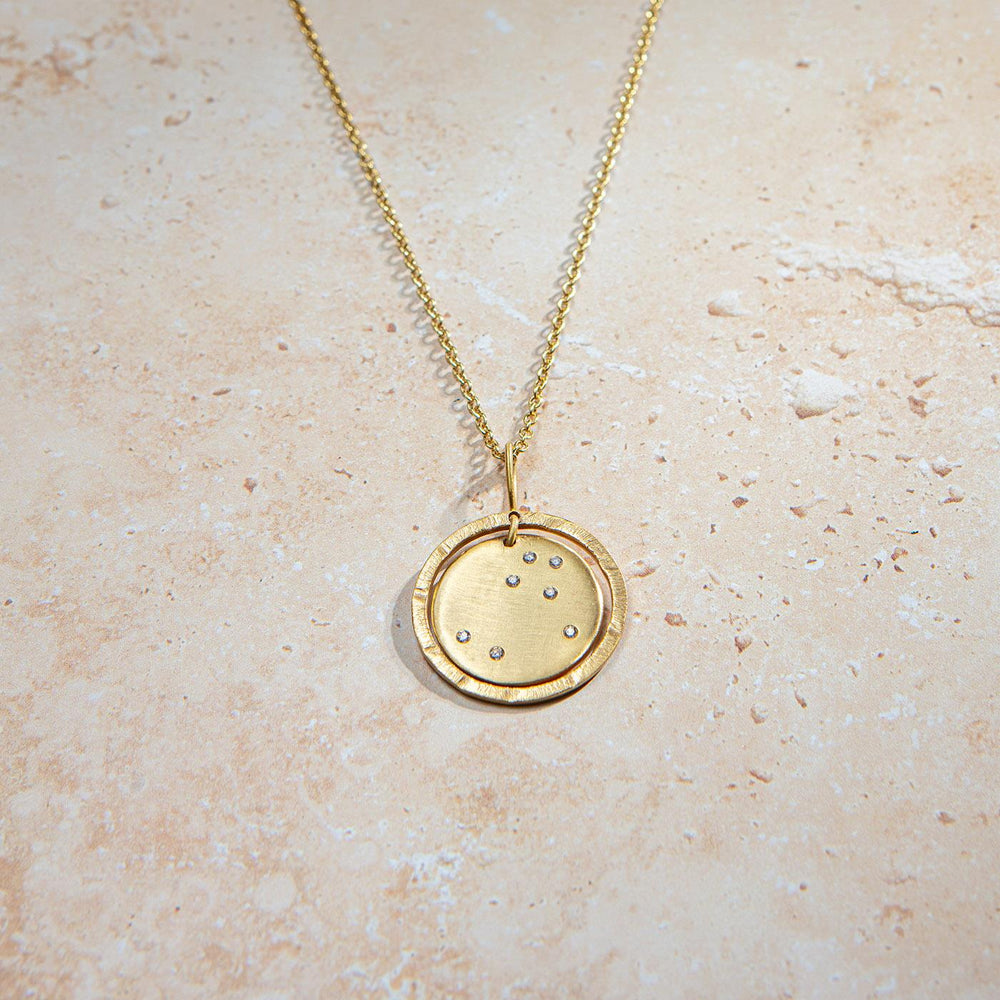 Tuan Constellation Pendant  Leo
