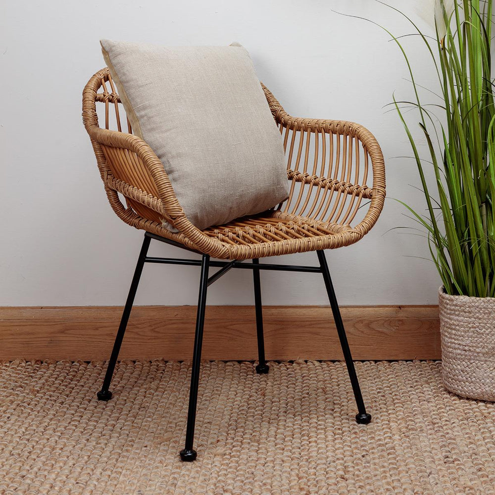 Arlo Natural Tub Chair