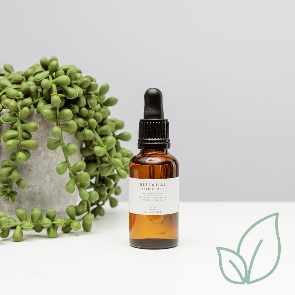 Balance and Renew Essential Body Oil