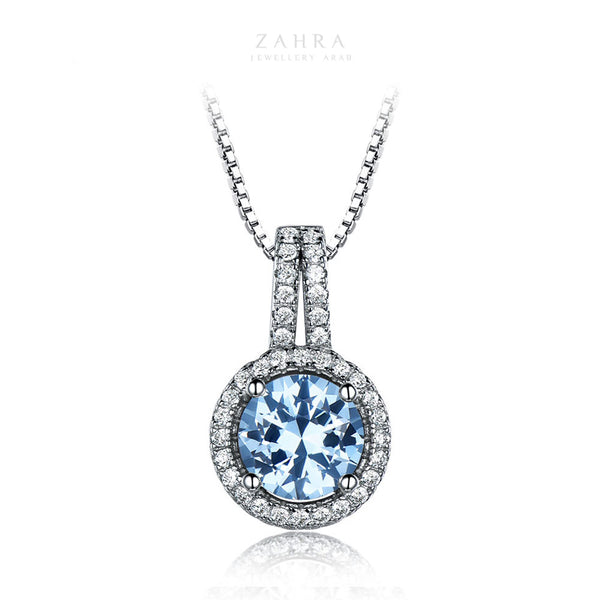 TOPAZ NECKLACE - LIYANA