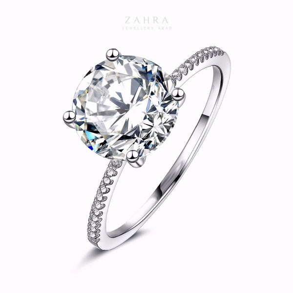 CRYSTAL RING - HANAN /  حنان
