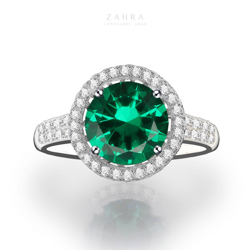 EMERALD RING - ENERGETIC /  عرض