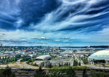 Load image into Gallery viewer, Cityscape - Tacoma, WA.