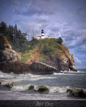 Load image into Gallery viewer, Cape Disappointment Lighthouse, Ilwaco, WA.