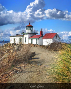 West Point Lighthouse, Seattle WA.