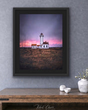 Load image into Gallery viewer, Point Wilson Lighthouse, Port Townsend, WA.