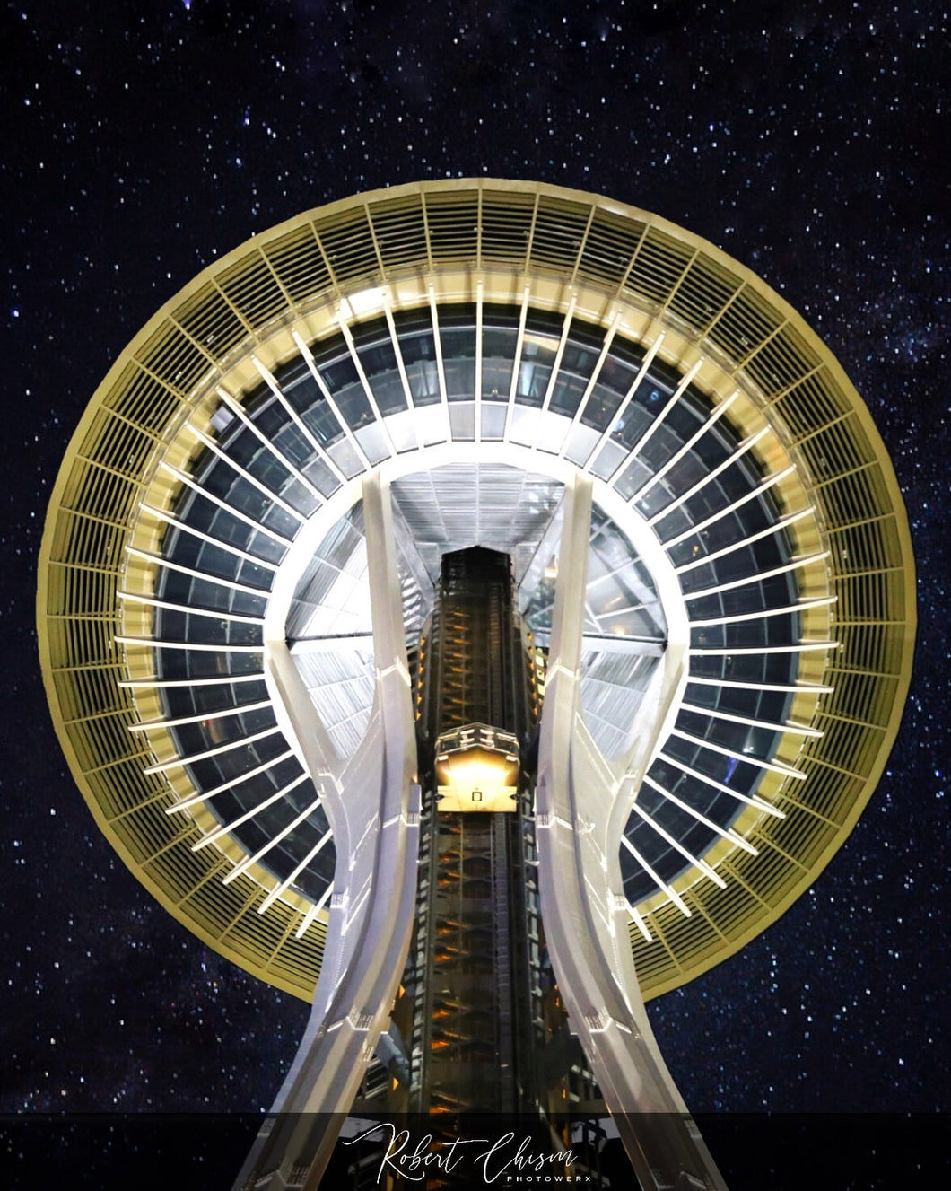 Space Needle - Seattle, WA.