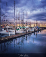 Load image into Gallery viewer, Marina Reflections - Port Townsend, WA.
