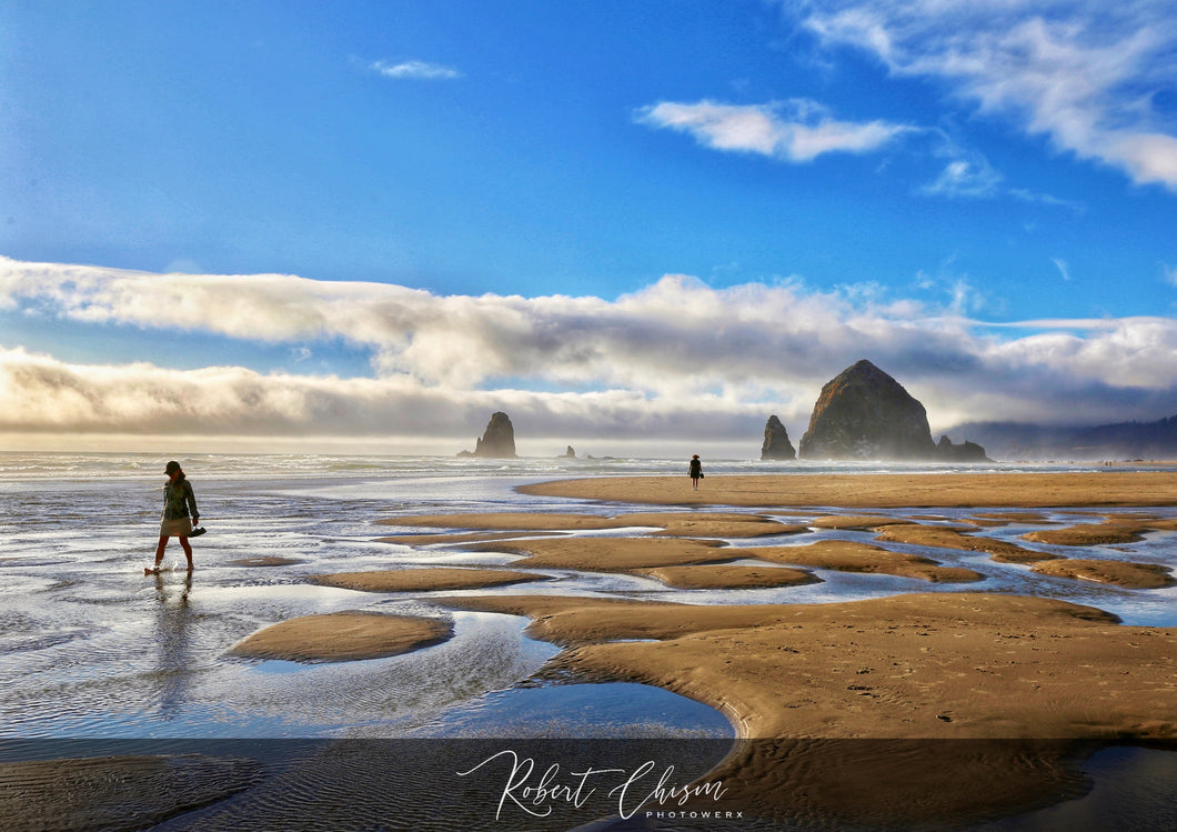 Cannon Beach, OR.