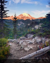 Load image into Gallery viewer, Mt. Rainier views, WA.