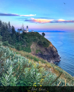 Cape Disappointment Lighthouse, Ilwaco WA.