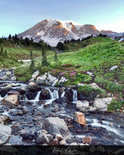 Load image into Gallery viewer, Mt. Rainier - Paradise, WA.
