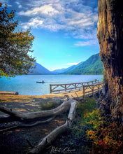 Load image into Gallery viewer, Lake Crescent, WA.