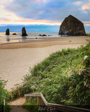Load image into Gallery viewer, Haystack Rock and Needles - Cannon Beach, OR.