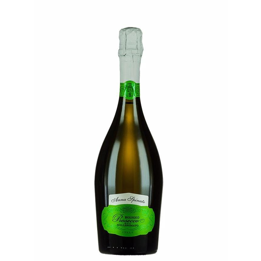 Organic Prosecco Wine DOC Brut. Gold Medal Winner, Anna Spinato Sparkling Wine - Wine Delivered Ireland UK