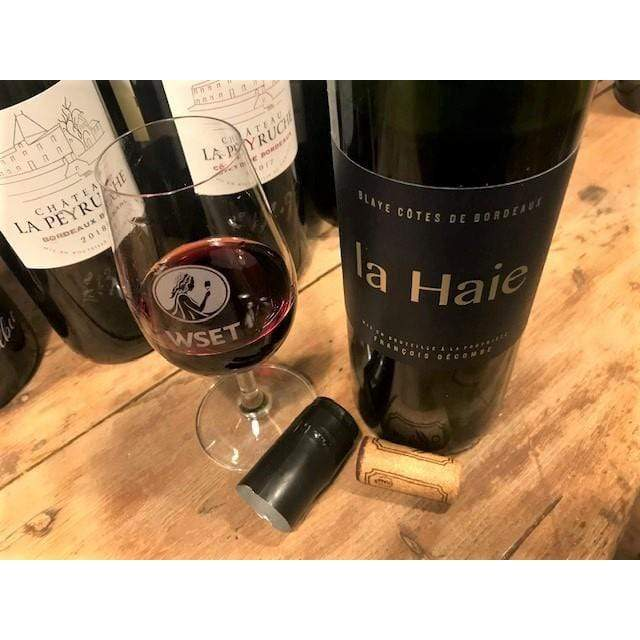 Biodynamic Red Wine Château la Haie 2017 AOP Blaye Côtes de Bordeaux - Wine Delivery Ireland UK and Northern Ireland