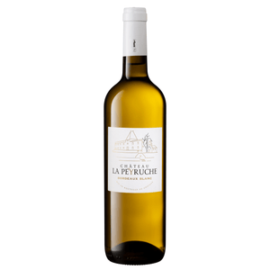 Organic White Wine Chateau La Peyruche Organic Bordeaux 2019  - We deliver In Northern Ireland The Republic Of Ireland and UK