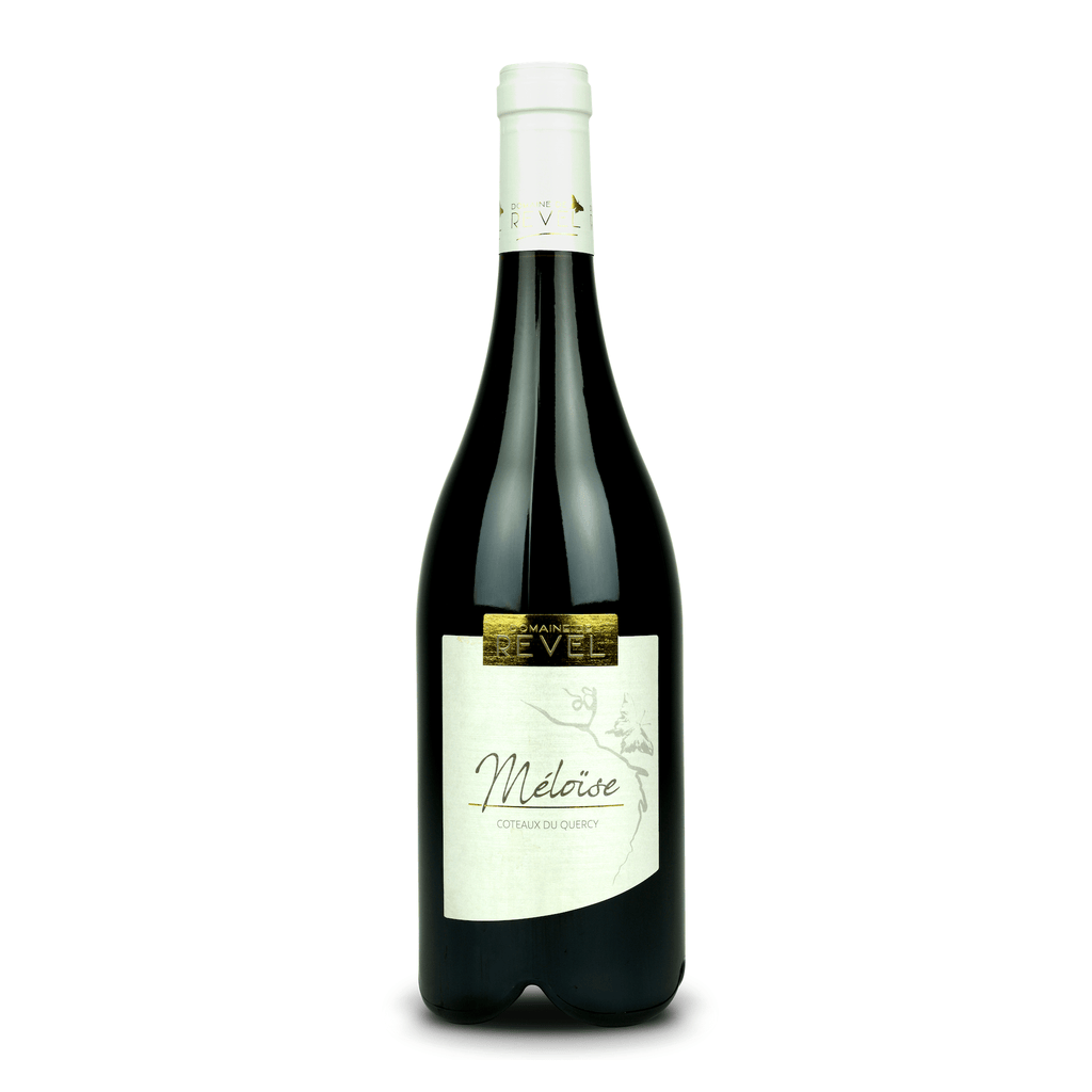 Prestige Organic Red Wine 75cl 2017 Domaine De Revel Méloise-Wines Delivered Ireland UK and Northern Ireland