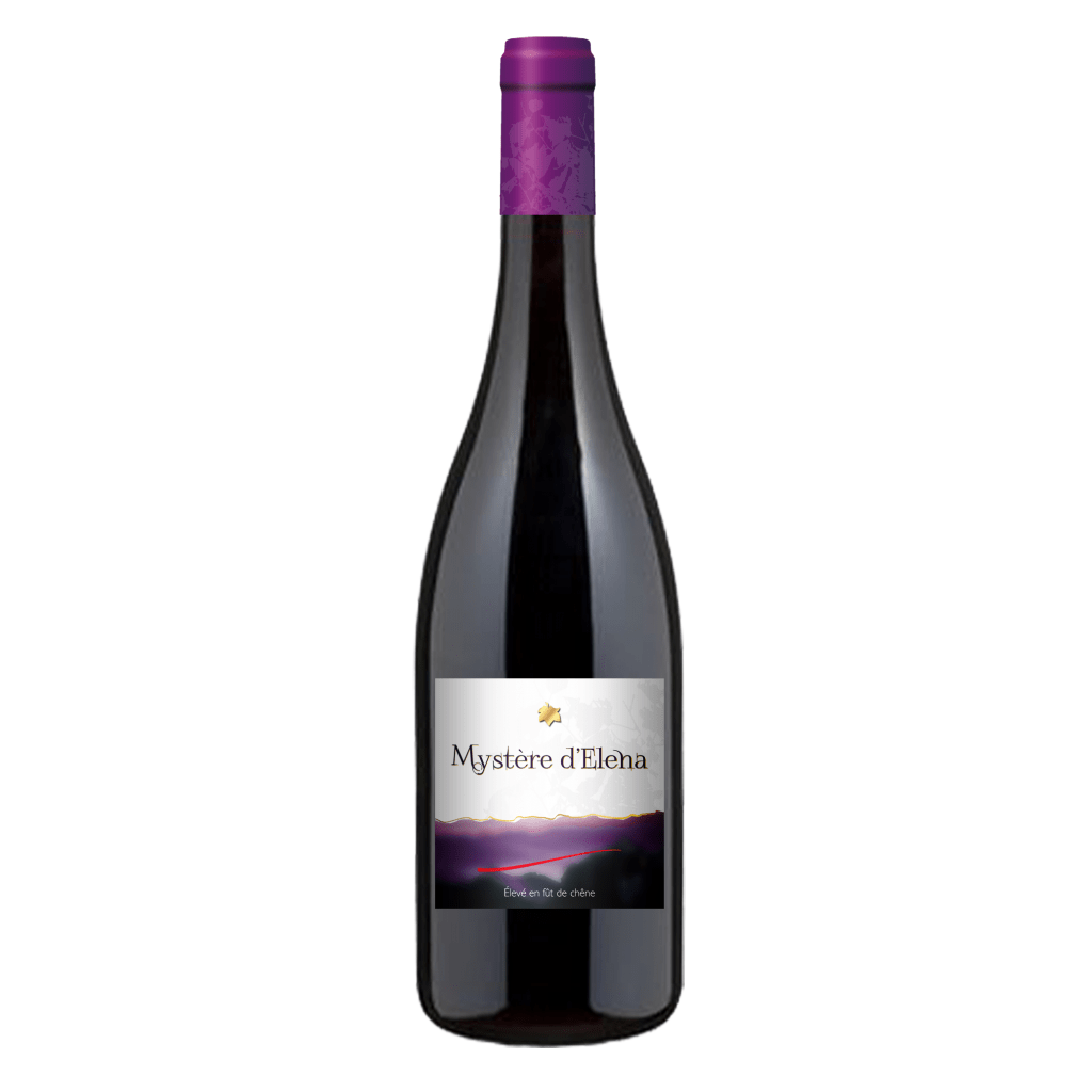 Organic Red Wine 2015 75cl Domaine du Revel Mystery d'Elena 75cl-Wine Delivered Ireland UK and Northern Ireland